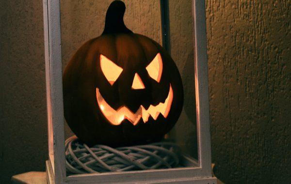 Halloweentocht 2016